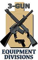 3-Gun equipment divisions button